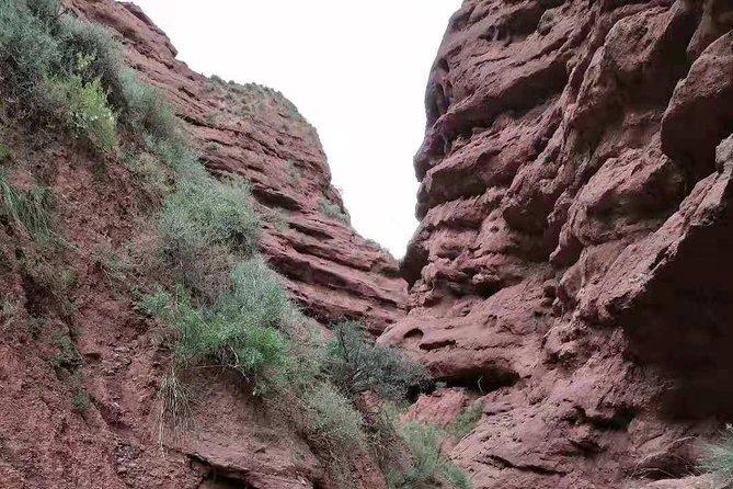 Private Hiking Tour: Pingshanhu Grand Canyon and Zhangye Danxia Geopark From Zhangye, Zhangye, CHINA