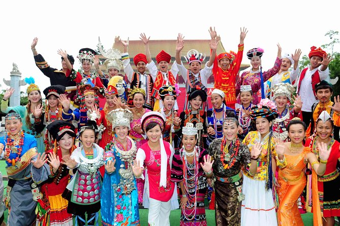 Start your tour at 1400 from your Shenzhen hotel to Huaqiangbei electronic markets, and then enjoy two wonderful performance dance shows at Splendid China with Culture Village.