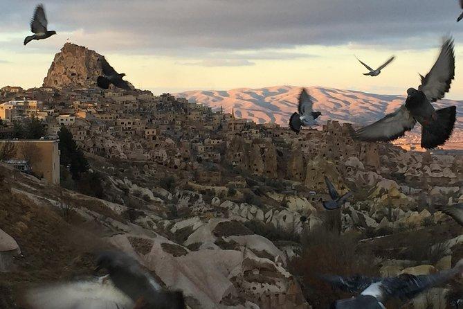 Excursão particular completa pela Capadócia, Goreme, TURQUIA