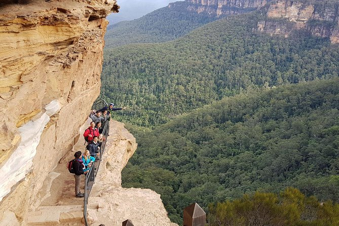 Hike the World-Heritage listed Blue Mountains National Park. Immerse yourself in the local flora and fauna. Explore epic waterfalls, scenic lookouts, and massive rock overhangs.<br><br>Highlights<br> • Hike the World-Heritage listed Blue Mountains National Park<br> • Witness the amazing Wentworth Falls from above and below<br> • Immerse yourself in the beautiful Australian bushland<br> • Learn about the history of the Blue Mountains and Australia<br> • Descend the largest outdoor staircase in Australia<br> • Spot local wildlife<br> • Journey like a local on the scenic Blue Mountains train<br> • Meet like-minded travellers looking to make a difference<br> • All the money raised goes to help kids in need!