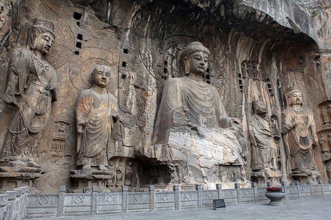Luoyang Highlights Day Trip with Hotel or Railway Station Transfer, Luoyang, CHINA