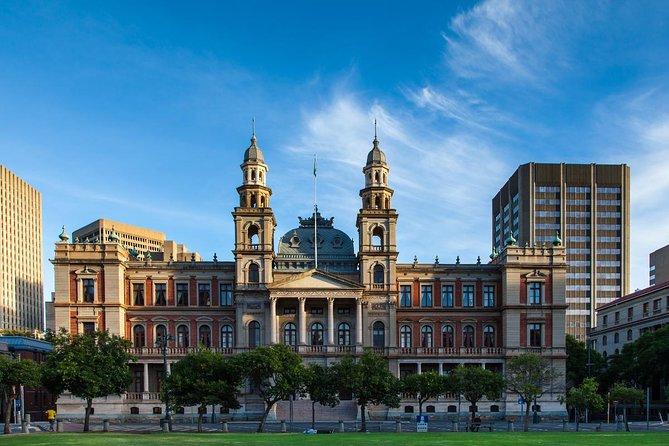 Excursión turística de un día a Pretoria desde Johannesburgo, ,