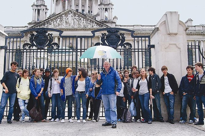 MÁS FOTOS, Belfast Troubles Tour: Walls and Bridges