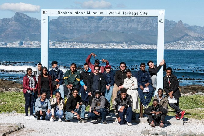Explore the most famous island prison in the world, Robben Island, on this half-day tour from Cape Town. Go deep into the history of Nelson Mandela's history and impact on the world through your guide's commentary as you have a look around the historic site. Round-trip ferry ticket from the Victoria and Albert Waterfront and admission to Robben Island are not included to make for a seamless experience. Get to know the history and significance of Robben Island Learn about Nelson Mandela's life through a guide's commentary. Round-trip ferry ticket from the V&A waterfront Admission fees are not included.