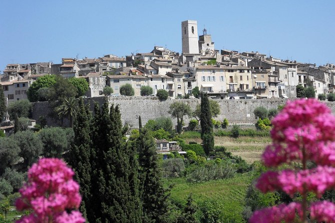 Discover the beauty of the French countryside and Provence region on a day trip from Nice. Get some free time to explore villages such as Saint-Paul de Vence and to walk the red carpet in Cannes.