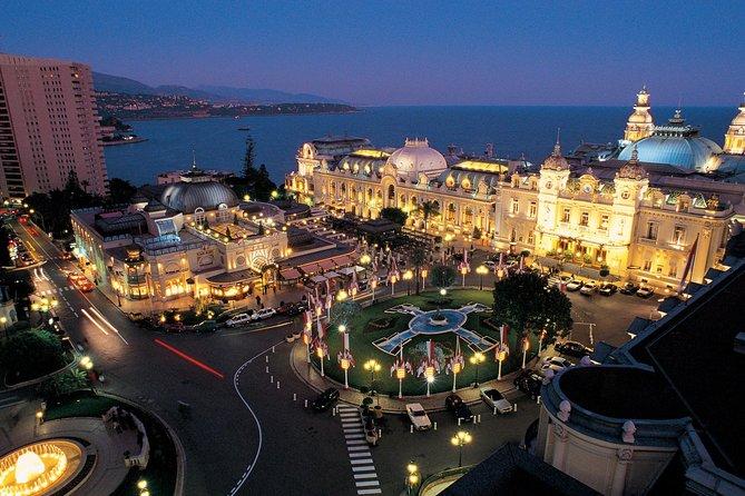 Small group Day and Night excursion to Eze, Monaco & Monte-Carlo, Niza, FRANCIA