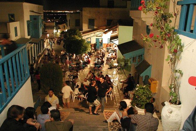 Full-Day Tour to Carthage, Sidi Bou Said, and Bardo Museum from Sousse, Monastir, Tunisia
