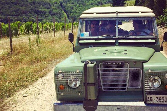 Off-Road Tuscan Wine Tour from Chianti, Siena, ITALIA