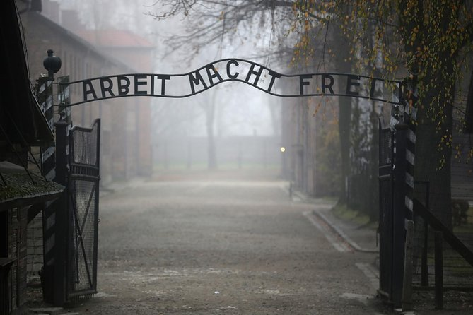 Travellers should book this tour because it's the most comfortable way to visit Auschwitz and Cracow. We do not offer transportation by mini-bus – it is a really uncomfortable and long journey which takes 5 hours in one, single way. <br><br>With our Cracow tour you will be picked up at your hotel by an English speaking driver and transferred to the train station. Our offer includes a train which will take you to Cracow as fast and comfortable as it can be - in 2 hours and 15 minutes. After the arrival you will join to the bus group tour to Auschwitz Museum. At the museum you will have the opportunity to see the shocking gas chambers, the crematorium and the death cells. Then you will go back to Cracow and our professional guide will greet you and then you will be taken to the fascinating journey through the secrets of Cracow. <br><br>At the end of the tour you will again be transported to train. There you will have a chance to chill after a very absorbing sightseeing.<br>