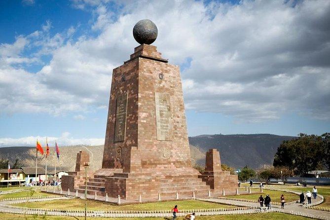 Excursión privada de día completo por la ciudad de Quito y el monumento Mitad del Mundo, Quito, ECUADOR