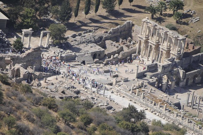 Ephesus Tour with The House of Virgin Mary From Izmir, Izmir, Turkey