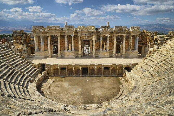 Pamukkale tour desde Esmirna, Izmir, TURQUIA