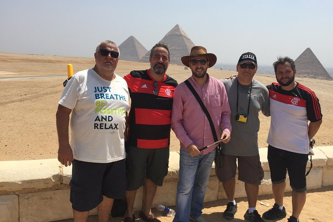 Half Day Tour to Giza Pyramids, Sphinx & the Valley Temple, Guiza, EGIPTO