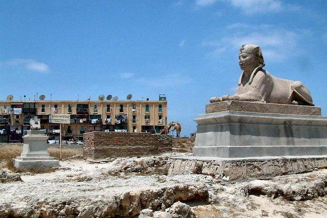 Private Alexandria City tour from Alexandria with guide, Alejandria, EGIPTO