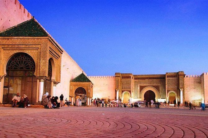 Private Day Tour to Meknes, Volubilis and Moulay Idriss from Fez, Fez, MARRUECOS