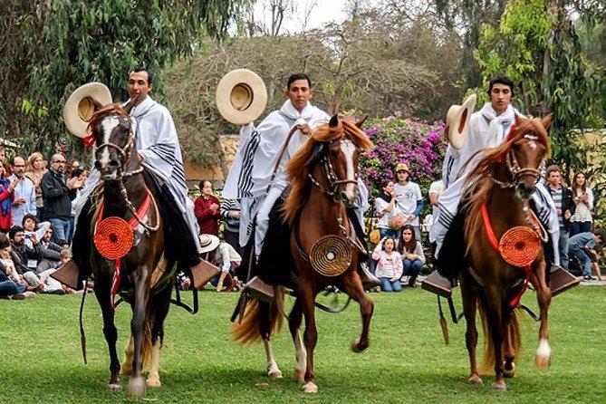 MORE PHOTOS, Pachacamac & Peruvian Paso Horse Show