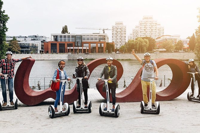 Wroclaw: 2-Hour Segway Tour around the Old Town, Wroclaw, Poland
