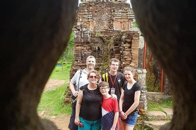 My Son Sanctuary Tour (Half day around 4 hours and a half), My Son, VIETNAM