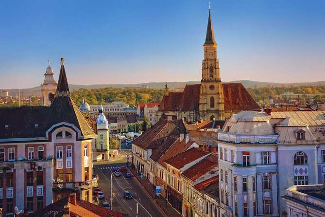 Discover step by step the secrets of Cluj-Napoca, proclaimed city of arts and the European Capital of Youth.