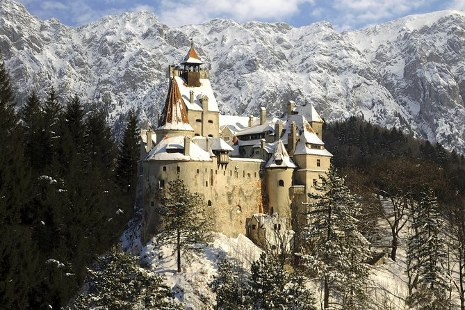 Explore the dark and storied history of these Romanian medieval legends, and walk through history itself. You will visit: Peles Castle, Bran Castle and Black Church in Brasov including the city center.