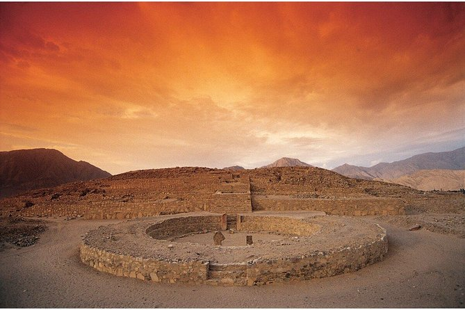 Caral The Oldest city in America day trip, Lima, PERU