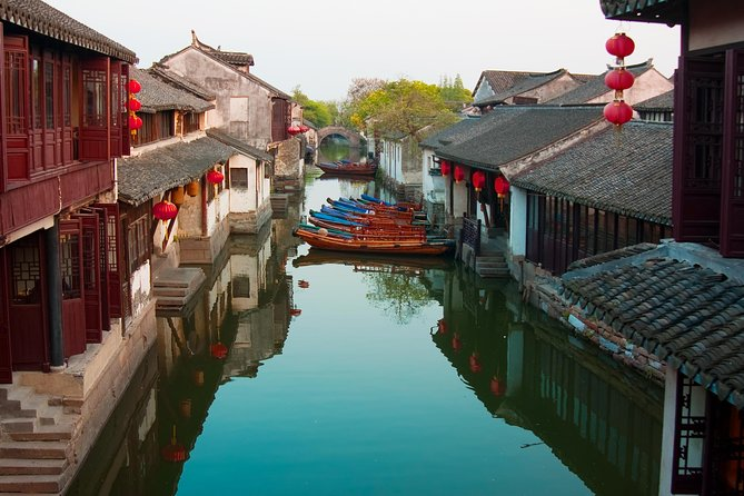 Private: One-Day Suzhou and Tongli Tour from Shanghai, Shanghai, CHINA