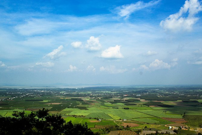1-Day Tour by Private Car: Black Virgin Mountain, Cao Dai Temple & Cu Chi Tunnel, Ho Chi Minh, VIETNAM