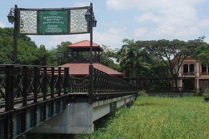 Recorrido por la ciudad de Guayaquil y el Parque Histórico, Guayaquil, ECUADOR