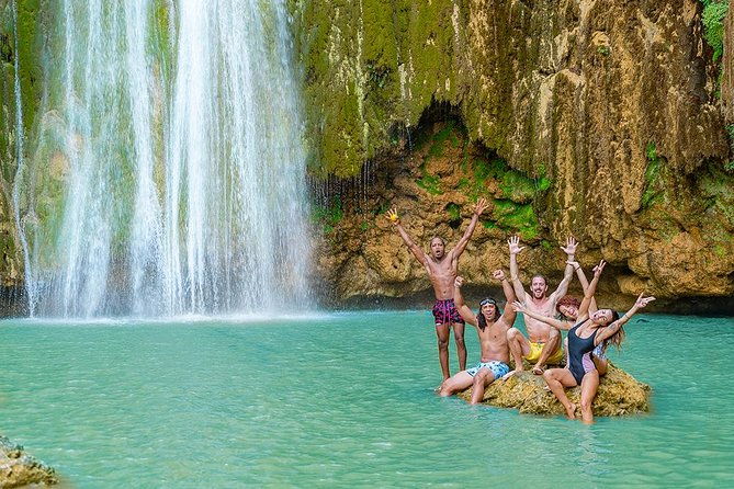 MÁS FOTOS, El Limon Waterfall and Bacardi Island Tour from Punta Cana
