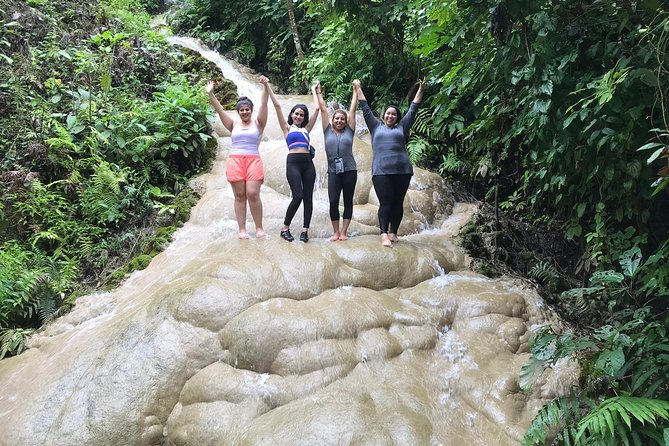 """Take a personalized and private trip to the most sacred temple in Chiang Mai and the famous Bua Tong """"sticky"""" waterfall.<br><br>Tour Highlight :<br>- Climbing to Wat Phra That Doi Suthep temple perched on a mountain overlooking Chiang Mai city with panoramic city view<br>- Receive a holy blessing and participate in a wrist tiding ceremony, with a private guide<br>- Enjoy the famous Buatong """"sticky"""" waterfall have leisure time for you to climb and swim or just relax in nature.<br>- Flexibility to your itinerary to your own preferences"""