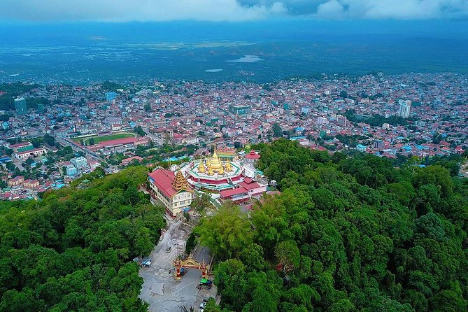 Our sightseeing tour will start exploring in Beautiful Taunggyi where we will visit Shwe Phone Pwint Pagoda which sits at the top of a ridge to the east of Taunggyi. It offers a panoramic view of the entire city and has breezy weather. Followed by Sulamuni pagoda, a huge white stupa modelled on the Ananda temple in Bagan and Myoma market where you can observe and purchase authentic traditional Shan organic food and products from the local people. After that we will proceed to AyeThaYa vineyard which is the site of first vineyard in Myanmar opearting by German owners to see the wine making process and get a bit local wine taste. after that, we will be back to hotel in the evening for relaxation.