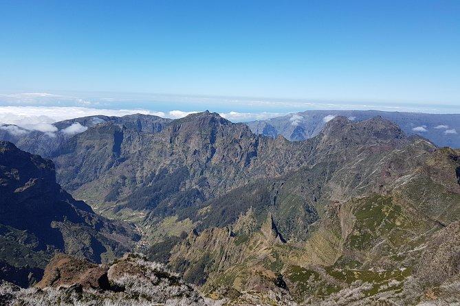 Private Service VIP Achadas Teixeira - Pico Ruivo Half-day Walk, Funchal, PORTUGAL