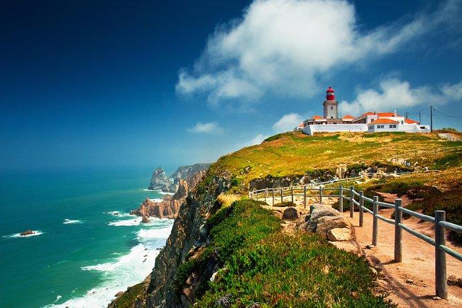 Viagem diurna para grupos pequenos até Sintra e Cascais saindo de Lisboa, Lisboa, PORTUGAL