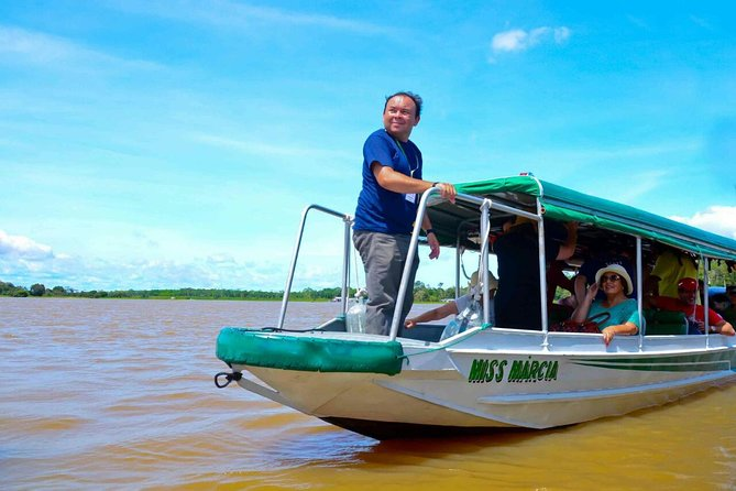 Photo Tour at Meeting of the Waters and Janauary Lake, Manaus, BRASIL