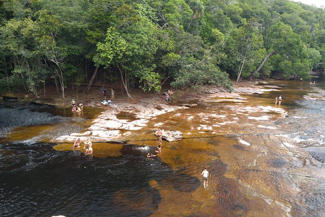 Jungle Walking and Caves Exploration in President Figueiredo Full Day Tour, Manaus, BRASIL