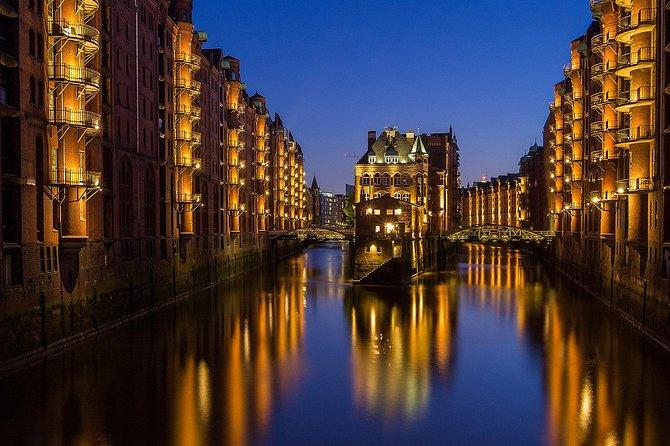 3 in 1: Speicherstadt, HafenCity + Elbphilharmonie, Hamburgo, ALEMANIA