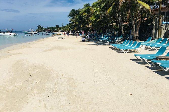 Shore Excursion: Roatan West Bay Tabyana Beach Break, Roatan, HONDURAS
