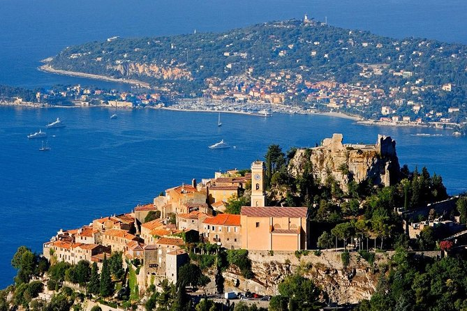 Monaco & Eze private half-day tour from Nice, Niza, FRANCE