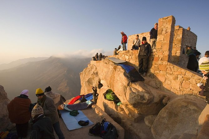 Mount Sinai, also known as Mount Horeb or Gabal Musa, is a mountain in the Sinai Peninsula of Egypt that is a possible location of the biblical Mount Sinai.This tour is a bus trip to the most famous mountain on Sinai where Moses received the Ten Commandments.