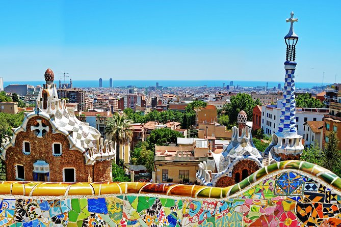 On this sightseeing tour, you will explore the best that this city has to offer - discover the rich history that spans thousands of years, get acquainted with the most iconic buildings and sites of the city and soak in the breathtaking views from atop Montjuic and Tibidabo.<br><br>Your guided tour gives you skip-the-line access at La Sagrada Familia, Parc Guell, and La Pedrera and includes guided visits to the Gothic Quarter and Montjuic. This tour will take you to the must-see attractions of the city and is a great introduction for first-time visitors.<br><br>Head straight through the entrance at La Sagrada Familia, one of the city's most fascinating UNESCO World Heritage sites. Continue on to Park Guell, the famous city gardens and visit La Pedrera, the zenith of Gaudi's work. Enjoy personalized attention, with no more than 15 people per group, from a professional and friendly guide who will explain to you the history of the city and how Antoni Gaudi left his mark on it.