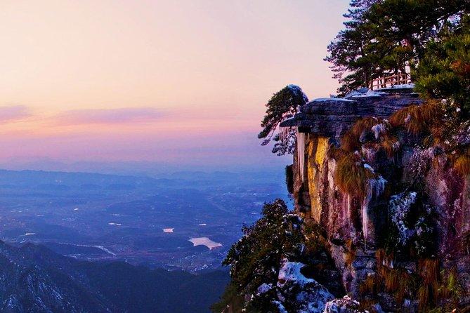 Private One Day Lushan Mountain Hiking From Nanchang, Nanchang, CHINA