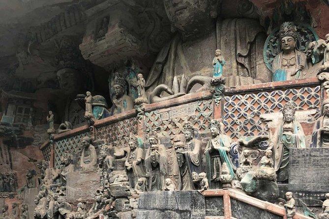 Discovery Of Dazu Rock Carvings From Chongqing, Chongqing, CHINA