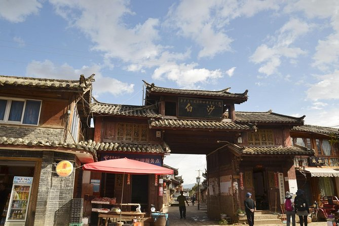 Lijiang Highlight Trip of Snow Mountain And Local Village With Family Visit, Lijiang, CHINA