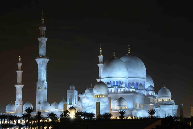 Best Abu Dhabi City Tour- Visit Sheikh Zayed Mosque & Louver Museum & More, Abu Dabi, United Arab Emirates