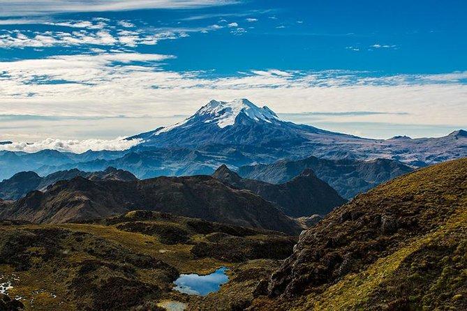 Papallacta Hot Springs & Guango Cloud Forest Reserve PRIVATE, Quito, ECUADOR