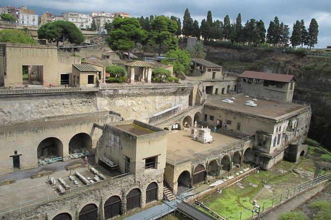 Pompeii and Herculaneum Full Day Tour from Sorrento, Sorrento, Itália