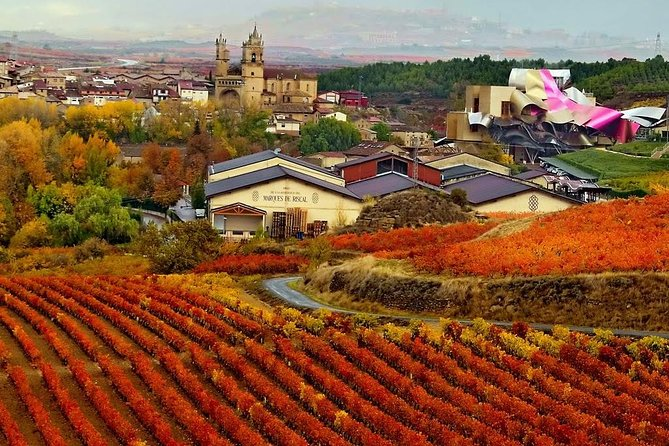 The famous Rioja Wine region is a must for wine lovers visiting Spain. Located in the south of the Basque country, you will visit the village of Haro, the unique medieval village of Laguardia. Of course, you will visit a traditional wine cellar for a wine tasting, and a guided walking tour of Vitoria.