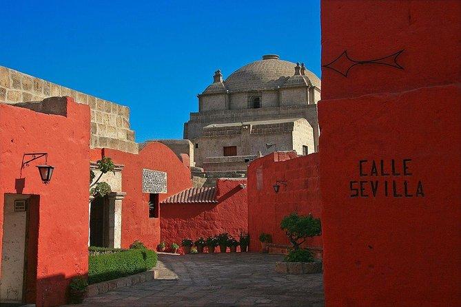 Visita al Monasterio de Santa Catalina, Arequipa, PERU