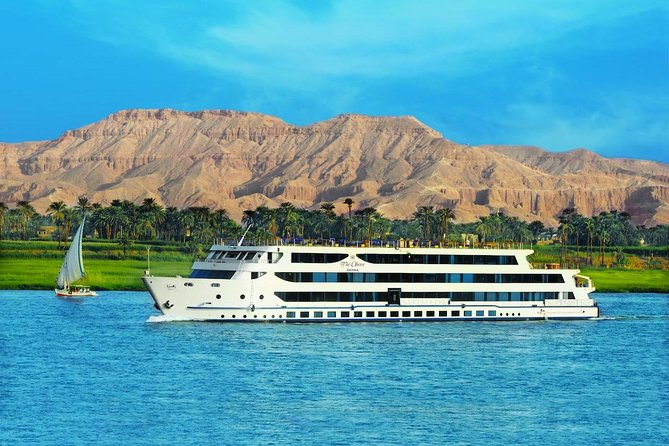 MÁS FOTOS, 5-Day Nile Cruise of Egyptian Treasures from Luxor to Aswan