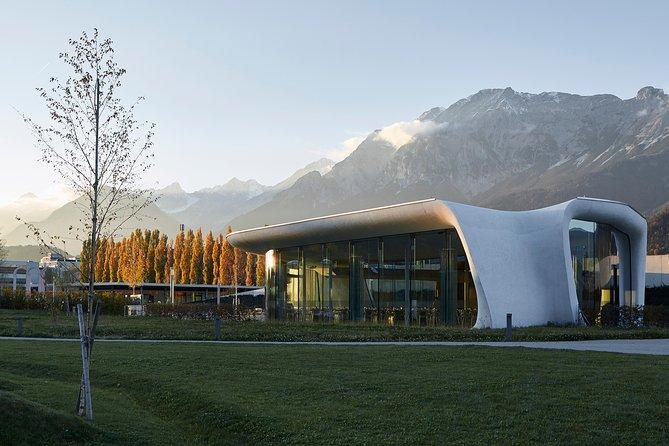 Swarovski Crystal Worlds Admission Ticket Including Shuttle Transfer from Innsbruck, Wattens, AUSTRIA